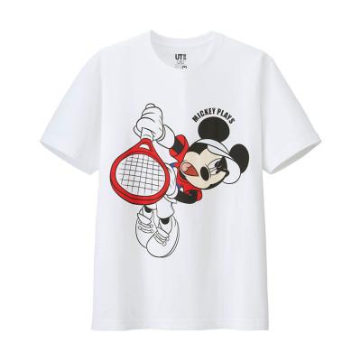 Mickey Plays x Uniqlo