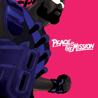 MAJOR LAZER ft ELLIE GOULDING & TARRUS RILEY – POWERFUL