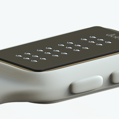 BRAILLE SMARTWATCH x DOT