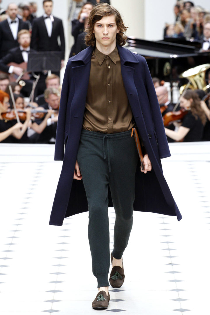 DAPPER BURBERRY LOOK 4