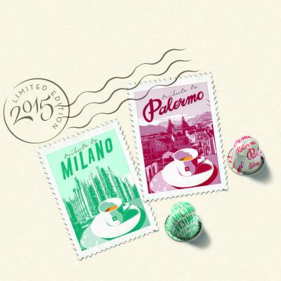 NESPRESSO TRIBUTE TO MILANO & TRIBUTE TO PALERMO