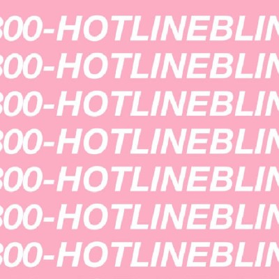 DRAKE – HOTLINE BLING