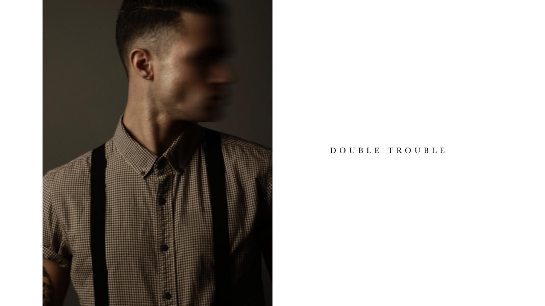 DOUBLE TROUBLE1