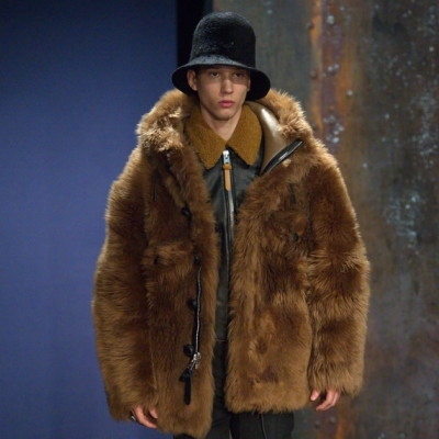 LONDON COLLECTIONS: MEN | COACH 1941 FW16