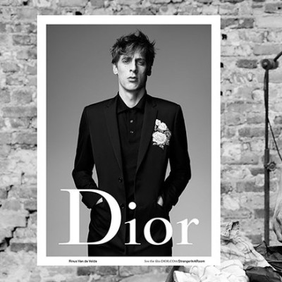 DIOR HOMME PRESENTS: STRANGER IN A ROOM