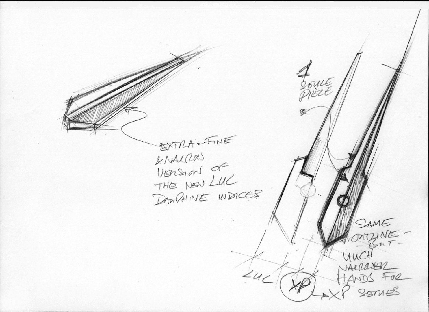 L.U.C XPS 1860 - Sketch 2 - Hands
