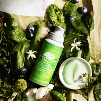 BY ALL GREENS™ FOAMING DEEP CLEANSING MASK