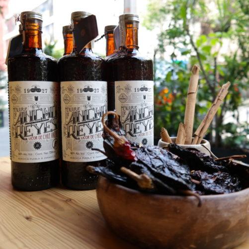 Botellas Ancho Reyes