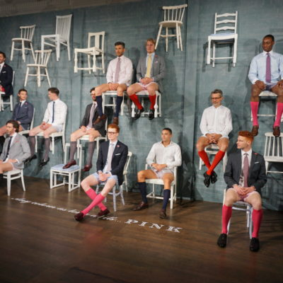 LONDON COLLECTIONS: MEN | THOMAS PINK SS17