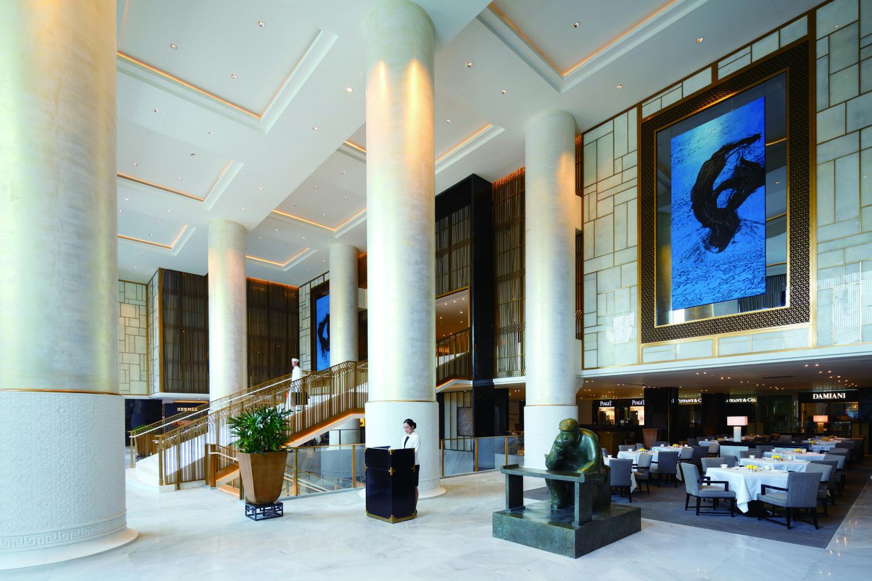 The Peninsula Beijing -  The Lobby