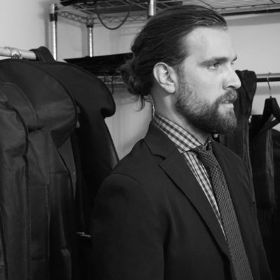 SCAPPINO FALL 2016 LOOKBOOK BACKSTAGE