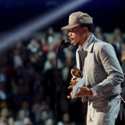 HOT THIS WEEK: CHANCE THE RAPPER HACE HISTORIA EN LOS GRAMMYS