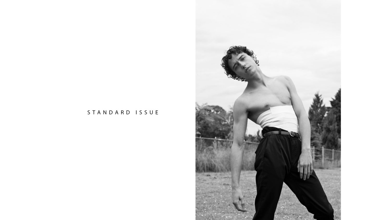 STANDARD ISSUE - DAPPER TAPPER 1