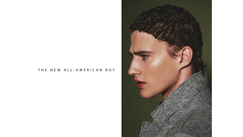 THE NEW ALL-AMERICAN BOY - DAPPER TAPPER 1