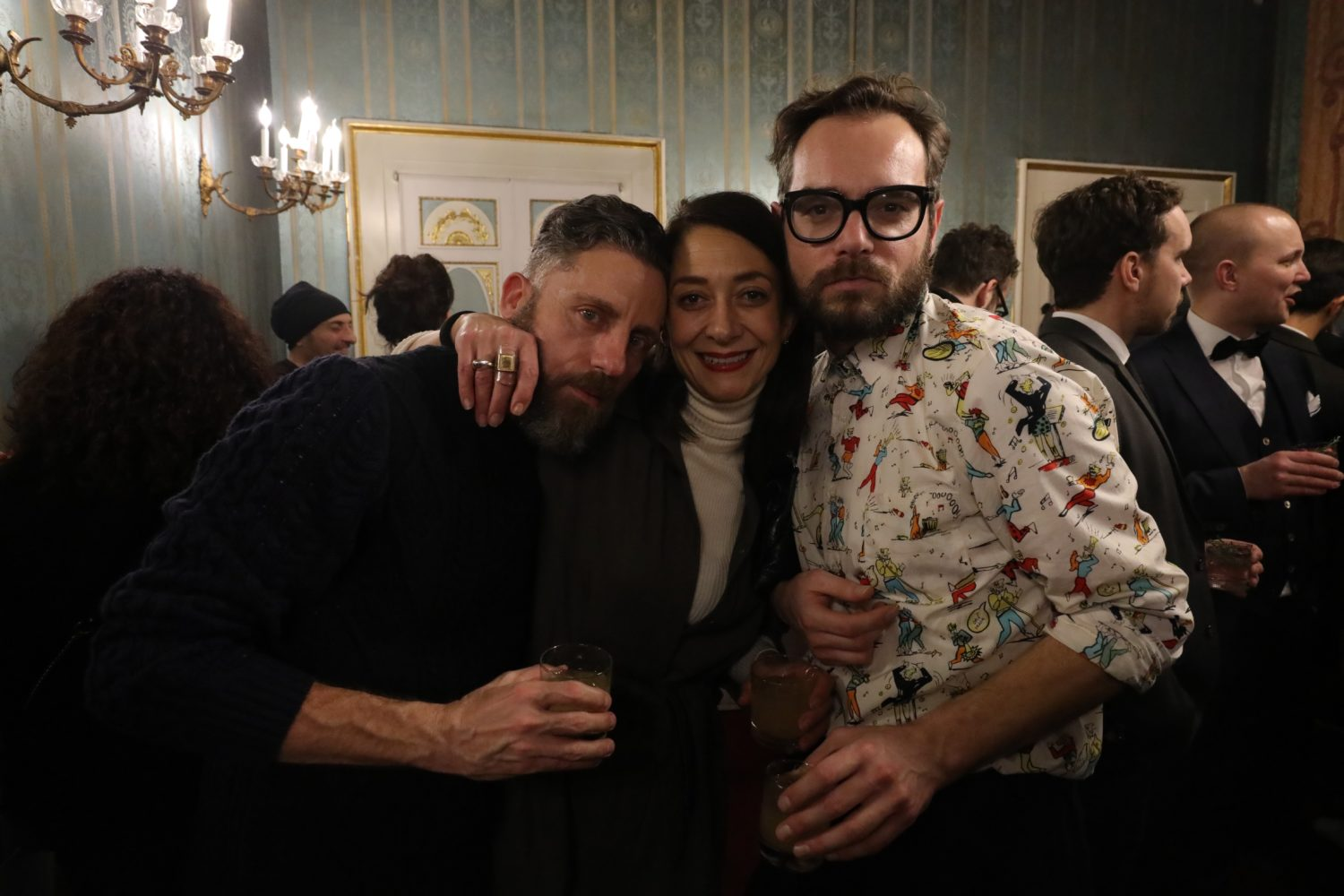Pitti Uomo 93 - Guest Nation Party 2